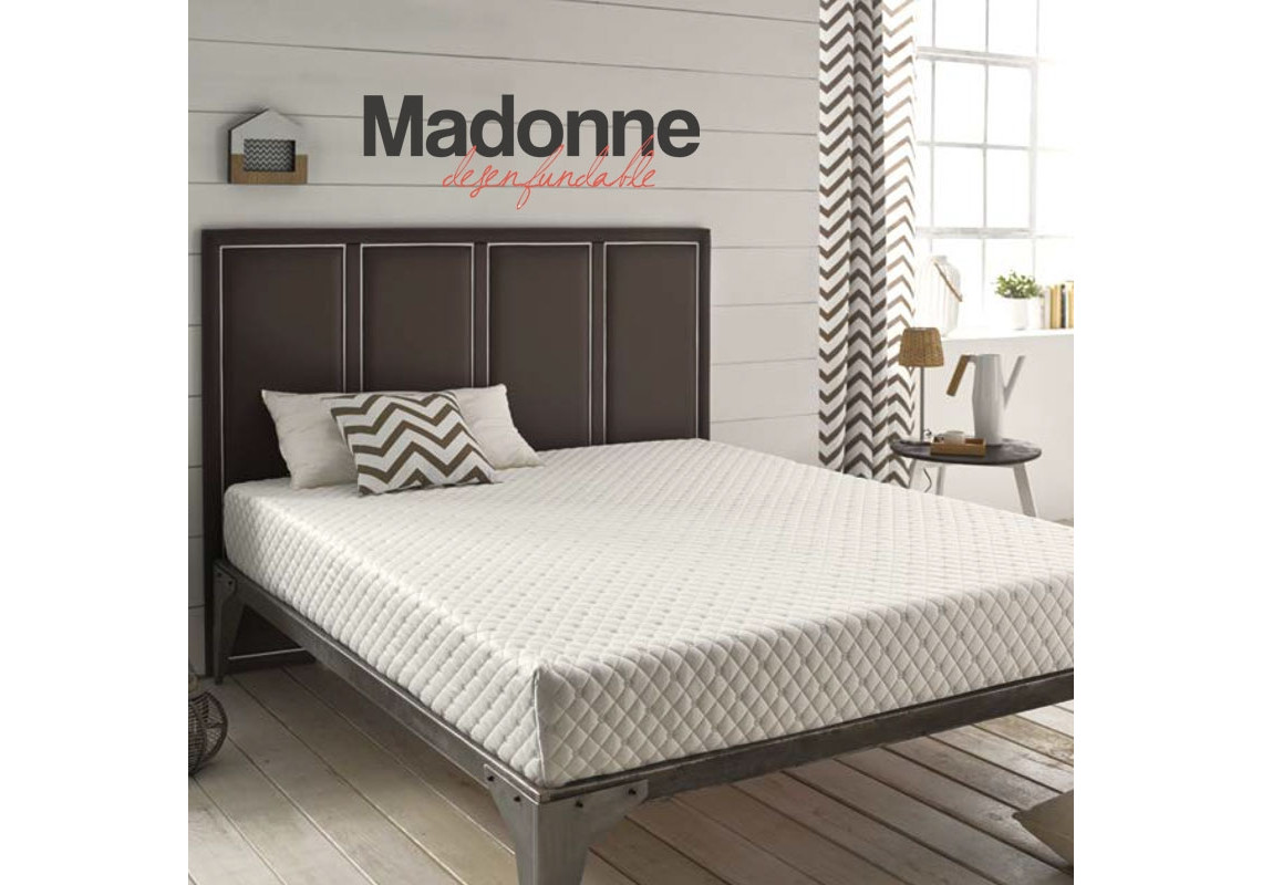 matelas latex madonne 140x190 cm. Black Bedroom Furniture Sets. Home Design Ideas