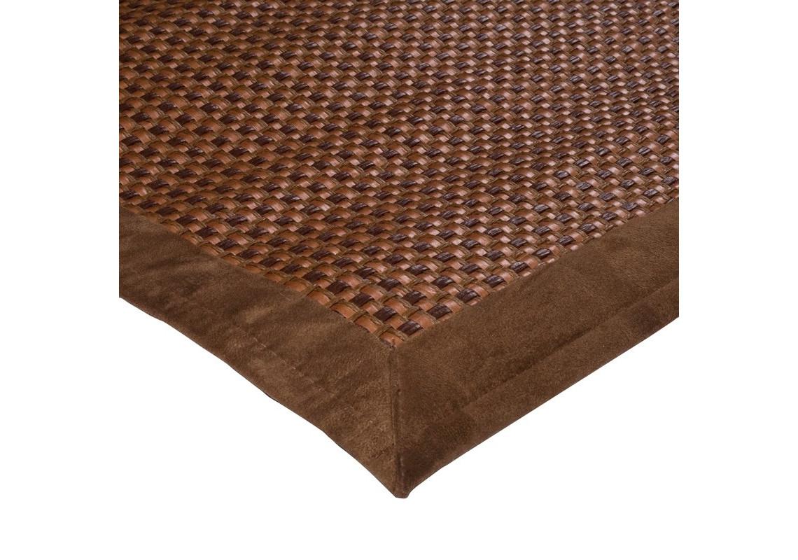 Tapis STRAW 140x200cm marron