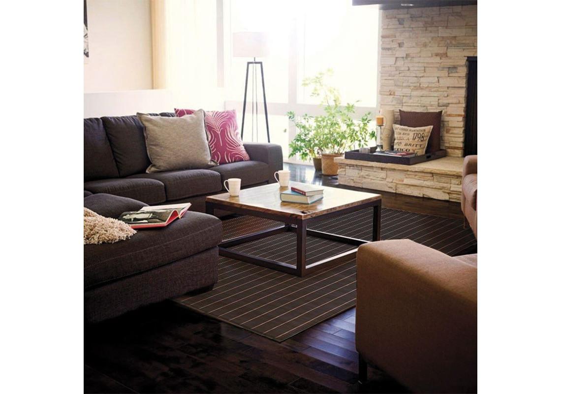 partager sur tapis en bambou with tapis en bambou noir. Black Bedroom Furniture Sets. Home Design Ideas