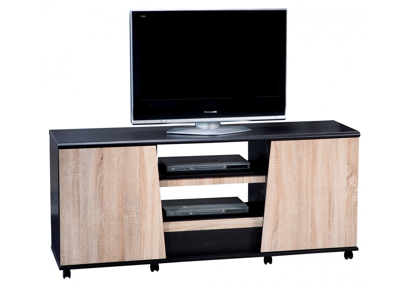 meuble tv pivotant move in ch ne vicomte meubles tv salon. Black Bedroom Furniture Sets. Home Design Ideas