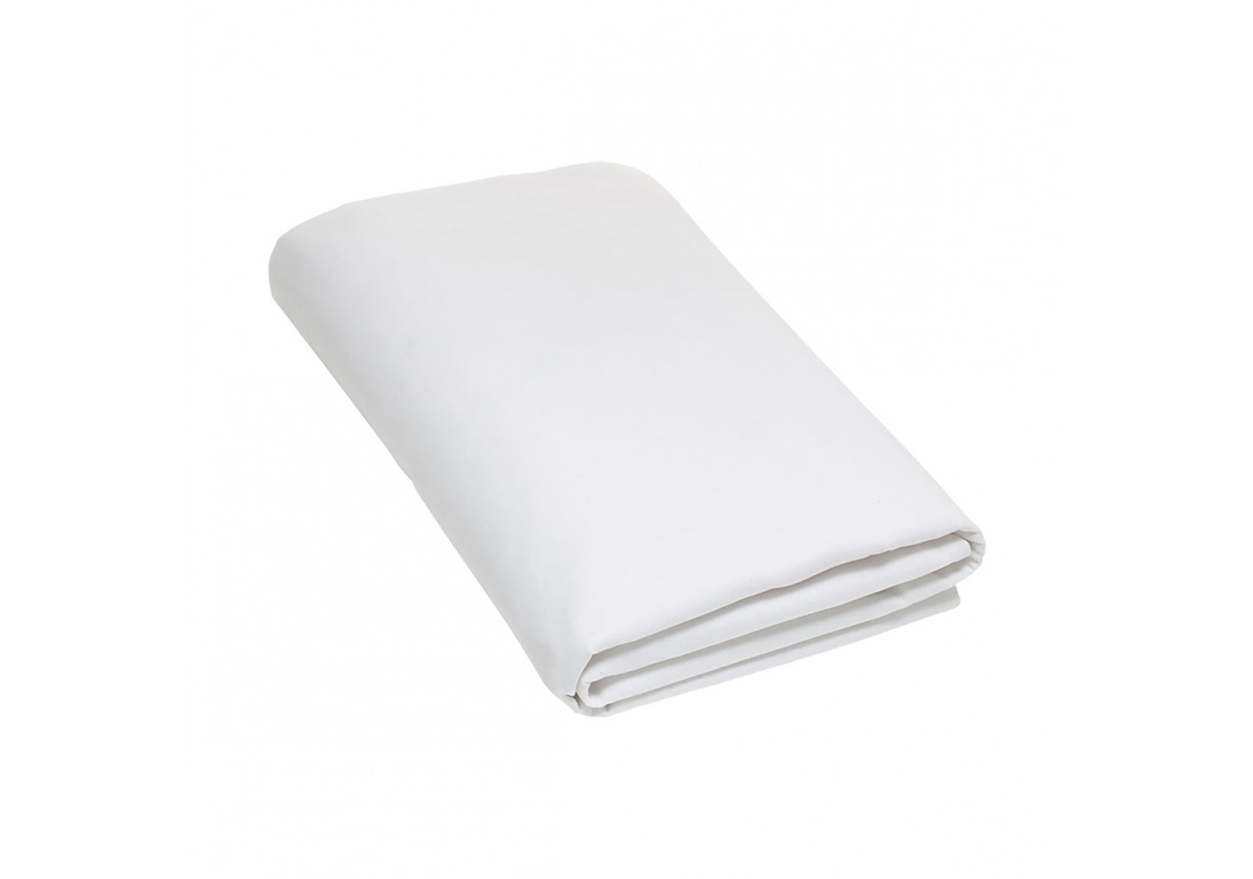 drap plat 240x300 blanc literie. Black Bedroom Furniture Sets. Home Design Ideas