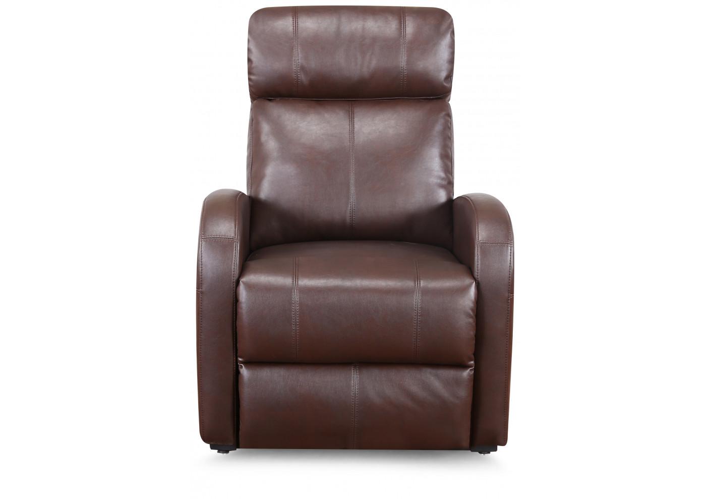 Fauteuil relax CAROLE électrique Canapés et fauteuils Salon