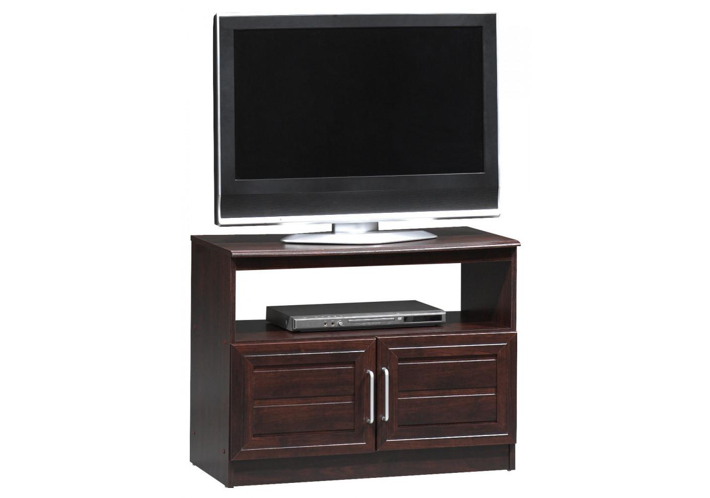 meuble tv kurt noyer. Black Bedroom Furniture Sets. Home Design Ideas