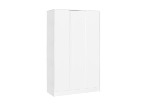 Armoire 3 portes Mysty blanche
