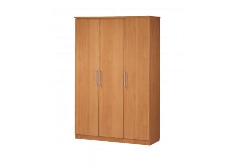 Armoire MISA 3 portes hêtre