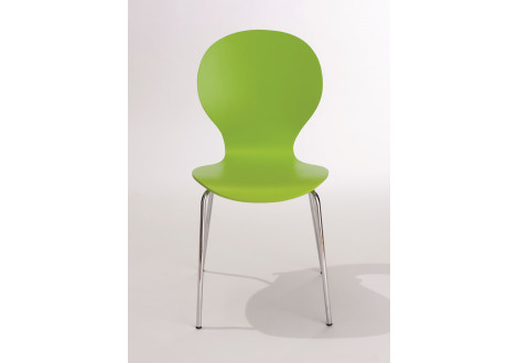 Chaise SILVIA vert anis