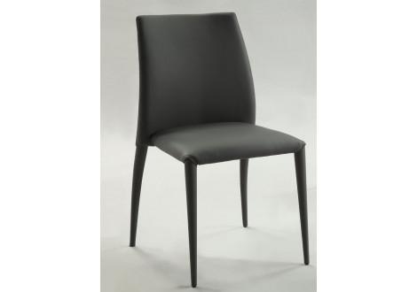 Chaise GROOVE/LUNA noir