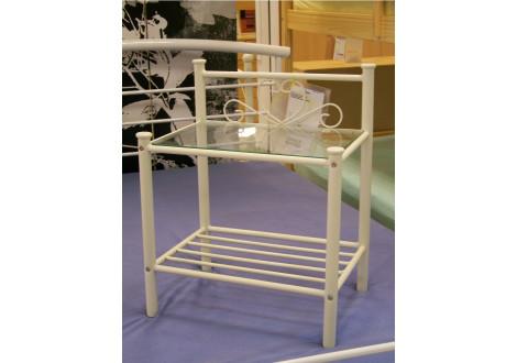 Chevet ALOA blanc
