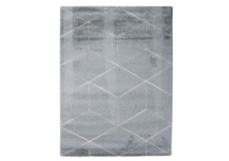 Tapis Diams gris 160x230