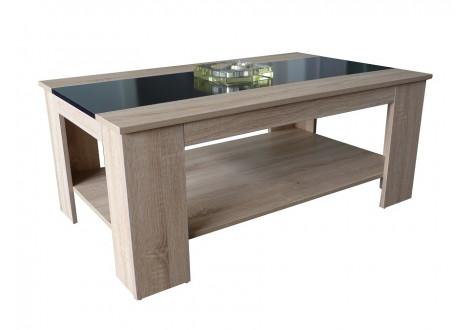 Table basse EMERAUDE chêne