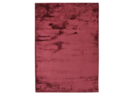 Tapis Flanelle Rouge 160x230