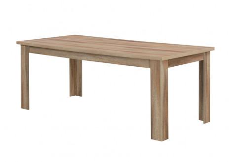 Table FRED décor frêne alisé