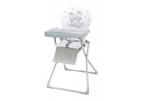 Chaise haute bébé ZEBRE