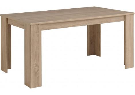 Table Taran Chêne brut