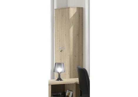 Armoire LARGO 2 portes chêne royal