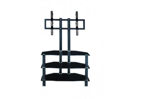 meuble tv boreal avec support dcran plat