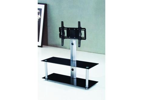 Meuble tv antares avec support cran plat meubles tv salon - Meuble support tv ecran plat ...