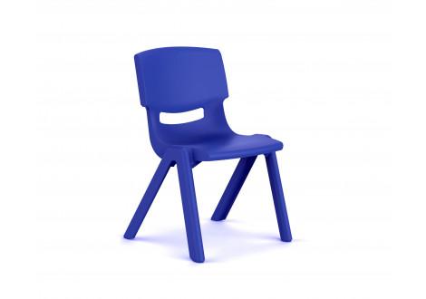 Chaise LUCIEN Taille 5 bleu