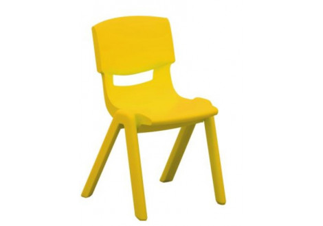 Chaise LUCIEN Taille 5 jaune