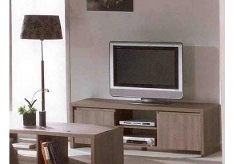 Meuble TV LUGO chêne éthnique