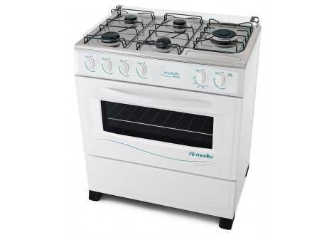 Cuisinière ALTO 5 feux gaz Beige