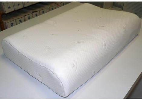 Oreiller LATEX 60x38x12/10 cm