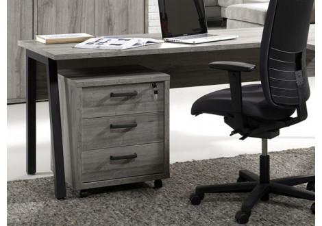 Bureau 180 PRONTO gris