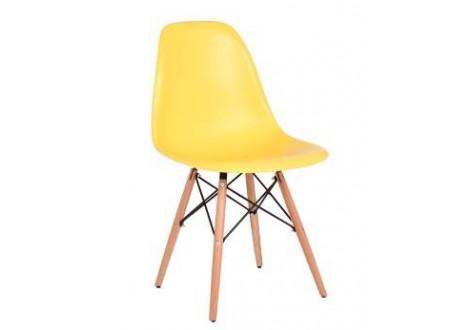 Chaise NORDICA jaune