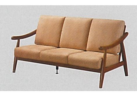 Salon 4 pièces LIBERTY cerisier tissu extérieur bordeaux : 1 canapé 3 places + 2 fauteuils + 1 table basse