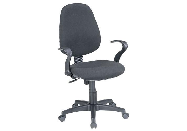 Chaise de bureau clara noir chaises et fauteuils bureau - Chaise de bureau noir ...