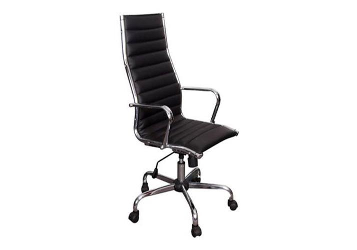 Fauteuil de bureau en cuir avec fauteuil bureau cuir design