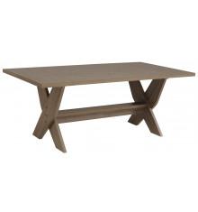 Table HAVANE chêne