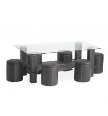 Table basse COURTNEY Noir