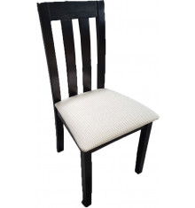 chaise LIDO cappuccino foncé