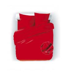 Parure housse de couette + 2 taies d'oreillers pour lit 2 places VALENTINE