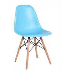 Chaise NORDICA bleu