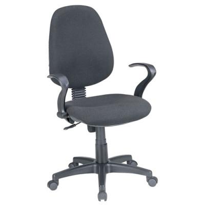 Chaise de bureau CLARA noir