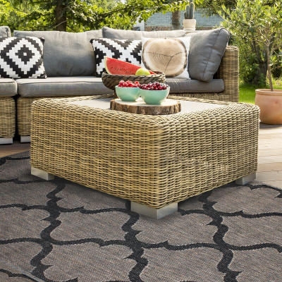 Tapis FLAT IN et OUTDOOR 160x230cm arabesk