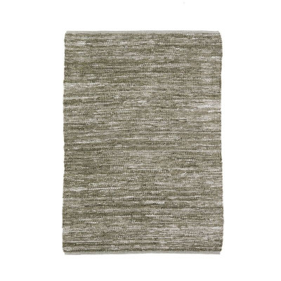 Tapis SKIN 160x230cm cuir mastic (beige)