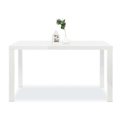 Table salle à manger PRIMO gris - L140