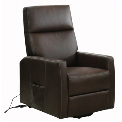 FAUTEUIL RELAXATION NICE CHOCOLAT
