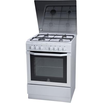 Cuisinière INDESIT 4 feux Blanc