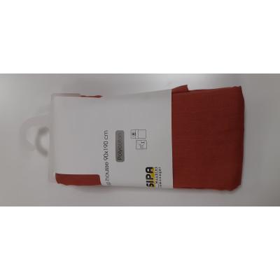 drap housse 90x190 cm polycoton GINGER