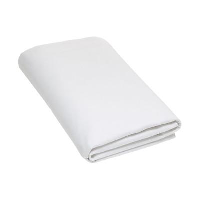 Drap plat 180x290 blanc