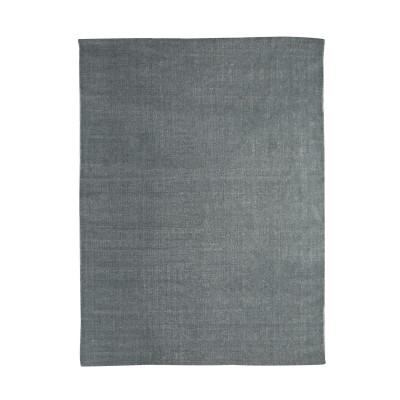 Tapis DUNES 160x230 coton gris