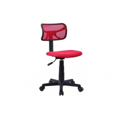 Chaise de bureau ELITE rouge