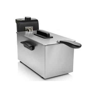 Friteuse Tristar 3 litres Inox 2000W