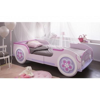 Lit voiture LADY CAR 90X190/200