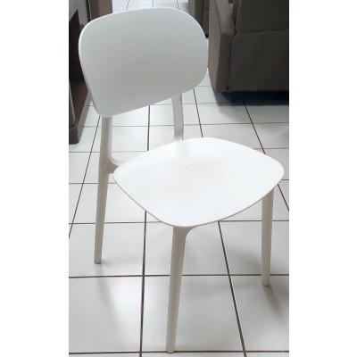 Chaise LILOU blanche