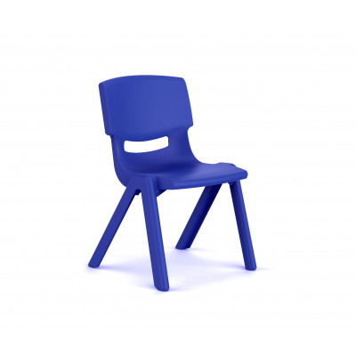 Chaise LUCIEN Taille 1 bleu